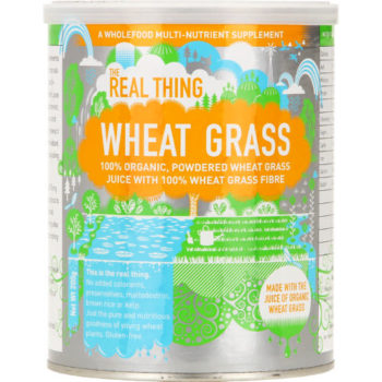 The Real Thing Wheat Grass