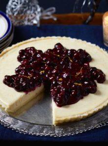 Ricotta and Blueberry Tart Recipe