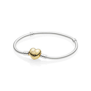 Valentine's day heart bracelet gift