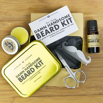 Valentine's day grooming gift set