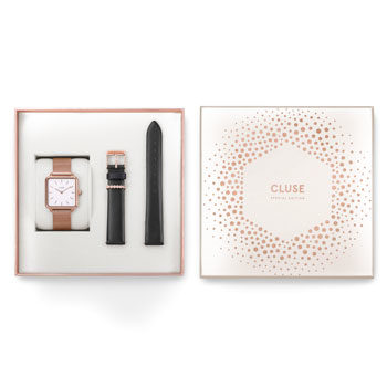 Valentine's day watch gift set