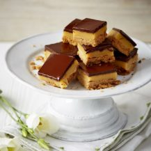 Millionaire's Shortbread With Salted Caramel Recipe