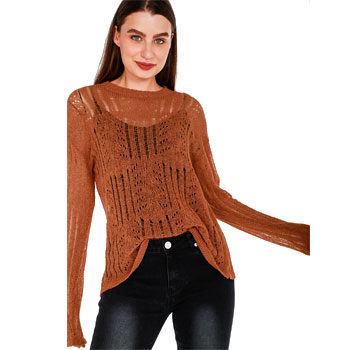 new york fashion week inspired knit