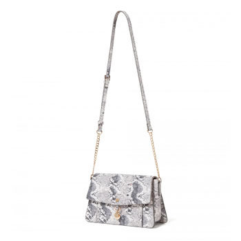 snake skin bag inspired by new york fashion week