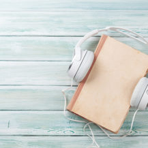 5 Audio Books To Get Stuck Into