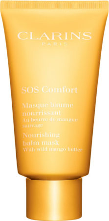 comforting face mask for dry skin