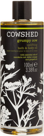 decadent bath and body oil