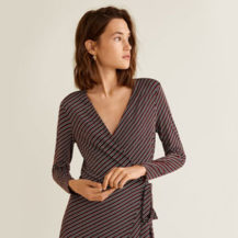 5 Flattering Wrap Dresses To Wear Right Now