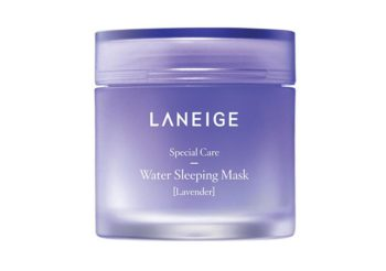 Overnight face mask to fight dullness