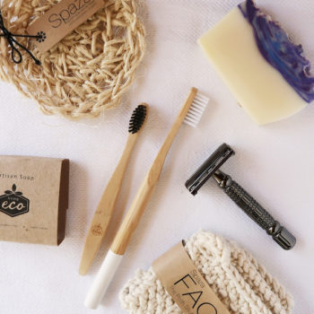 Zero Waste Toiletries