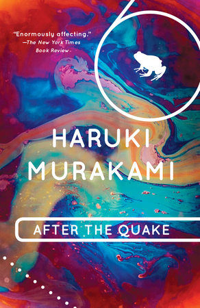 After the Quake by Haruki Marukami cover