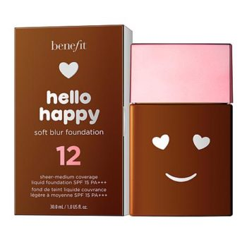 lightweight and breathable foundation with SPF