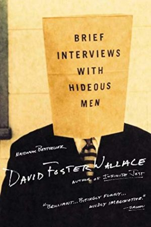 Brief Interviews with Hideous Men by David Foster Wallace cover