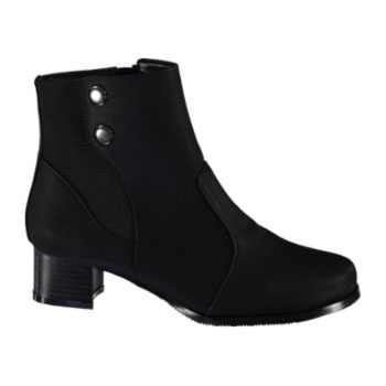 elasticated ankle boot