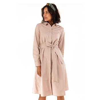 transitional shirt dress