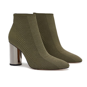 transitional ankle boot