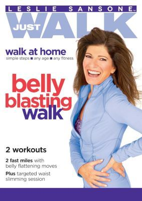 Belly Blasting Walk DVD