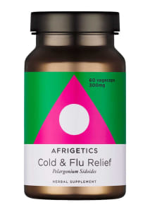 Afrigetics cold & flu relief