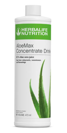 Herbalife Aloe Max concentrate drink