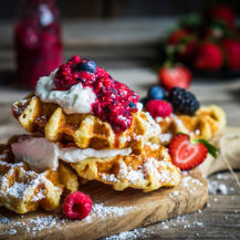 Where To Find The Best Waffles In South Africa