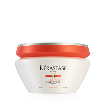 Deeply nourishing masque for hair