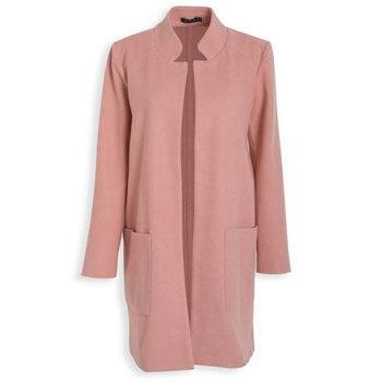Pink Melton coat