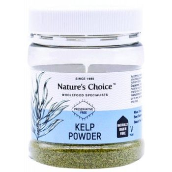 Nature's Choice Kelp Powder