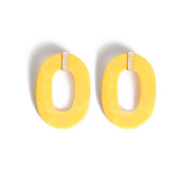 bright earrings to match your summer dress