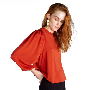 eco-friendly blouse