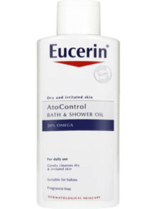 Eucerin Ato Control bath & shower oil
