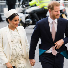 Our Favourite Looks From Meghan Markle During Her Pregnancy
