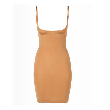 shapewear slipdress