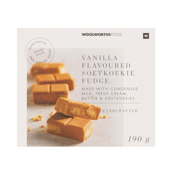 vanilla fudge for mother's day