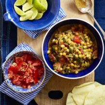 Vegan Curry With Chickpeas Recipe
