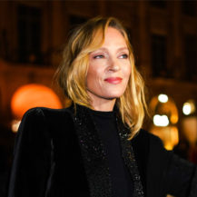 Get Our August Cover Star Look: Uma Thurman