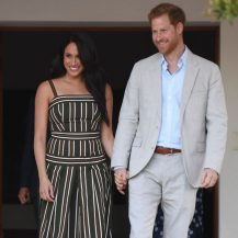The Duke And Duchess Of Sussex's Royal Tour To Africa