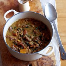 Fruity Lamb Stew Recipe
