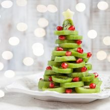 Healthy Swaps For Those 'Naughty But Nice' Festive Recipes