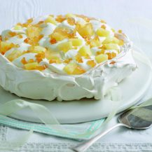 Mary Berry's Pineapple And Ginger Pavlova Recipe