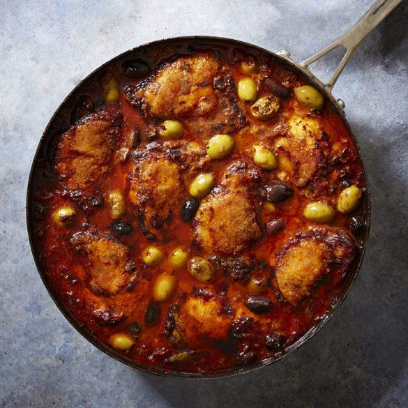 Italian chicken stew recipe