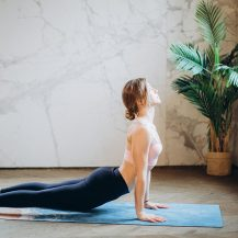 5 Yoga Poses And Stretches For Instant Calm