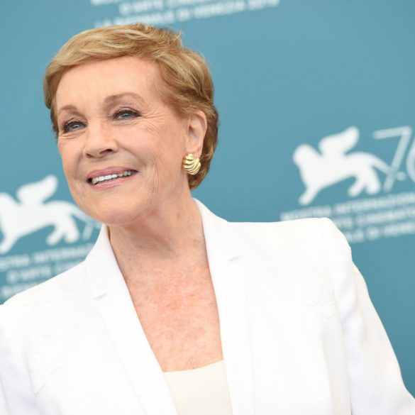 Dame Julie Andrews Has A New Podcast - And It's About Books!