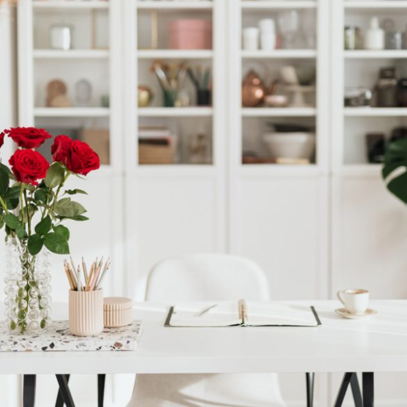 8 Ways To Create An Effective Home Office Space