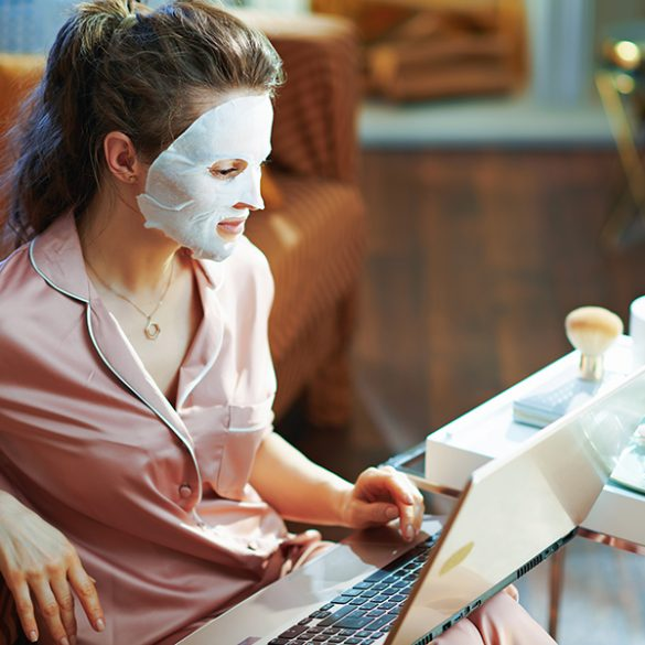 Pamper Your Skin With An At-Home Facial